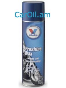VALVOLINE PROSHINE WAX 500ml