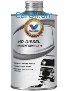 VALVOLINE VPS HD DIESEL SYSTEM CLEANER 500ml