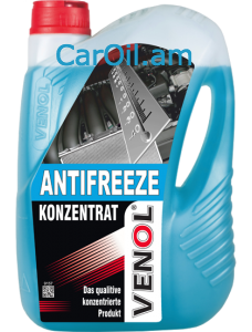 VENOL ANTIFREEZE CONCENTRANT (-80 ) 1L Կապույտ