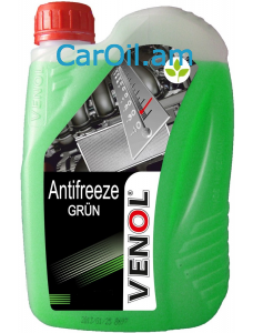VENOL ANTIFREEZE CONCENTRANT (-80 ) 1L Կանաչ