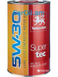 Wolver SuperTec 5W-30 1L
