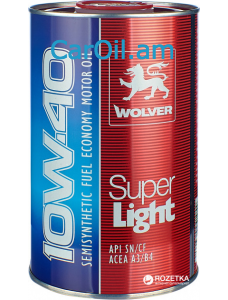 Wolver Super Light  10W-40 1L