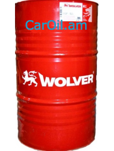 Wolver Turbo Super 10W-40 60L