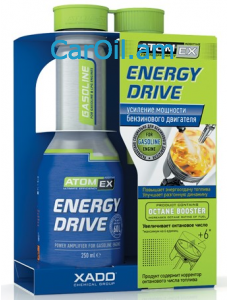 XADO ATOMEX ENERGY DRIVE 250ml