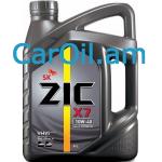 ZIC X7 LS 10W-40 6L  Սինթետիկ
