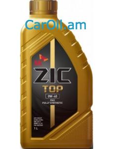 ZIC TOP 0W-40 1L Լրիվ սինթետիկ