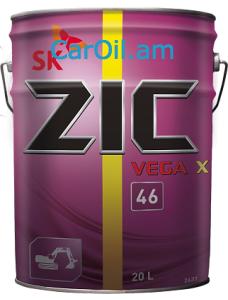 ZIC VEGA X 46 20L Սինթետիկ