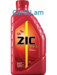 ZIC ATF 3 1L  Սինթետիկ