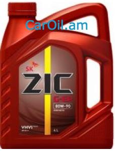 ZIC G-EP 80W-90 4L