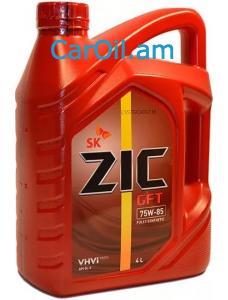 ZIC GFT 75W-85 4L