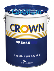 ZIC CROWN GREASE EP 00 15կգ