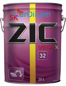 ZIC VEGA X 32 20L Սինթետիկ
